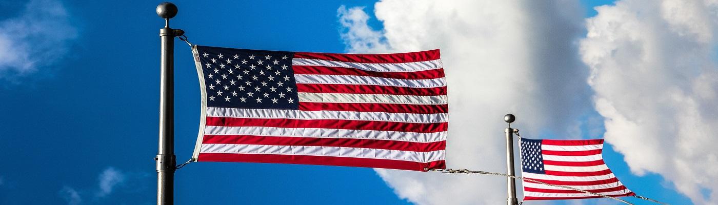 sky-flags-usa-blue-sky-97515